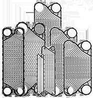 Уплотнения для теплообменников fischer Кожухотрубный испаритель WTK TCE 583 Обнинск